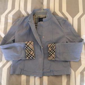Jackets & Blazers - Burberry jacket